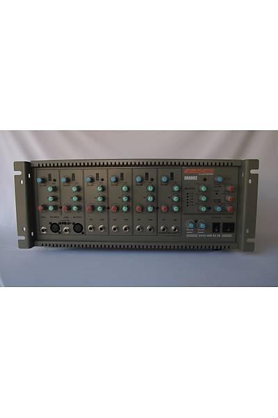 Erses ER-406 Anfi 400 Watt ekho reverb Usb