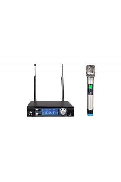 Kraftig U3301 Kablosuz El Mikrofonu