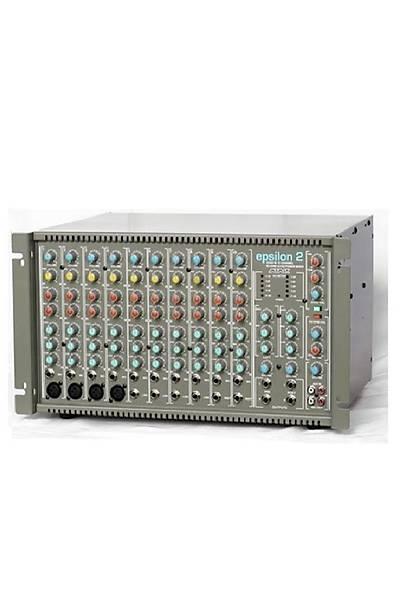 Atak Epsilon-2 Anfi Mikser 2x500 Watt Ekho ve Reverbli 10 Giriþli
