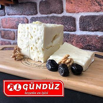 Algündüz Tam Yaðlý Orta Yumuþak Ýnek Peyniri