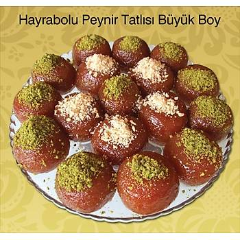 Peytat Taze Hayrabolu Tatlýsý