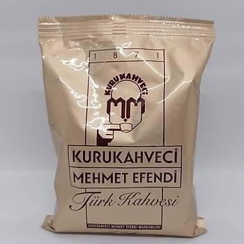 Mehmet Efendi Türk Kahvesi 100 Gr Paket