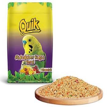 Quik Vitaminli Muhabbet Yemi 400 gr