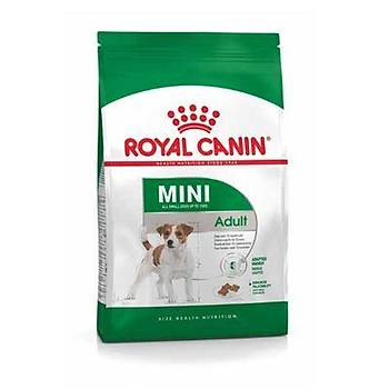 Royal Canin Mini Adult Kümes Hayvanlý Küçük Irk Yetiþkin Köpek Mamasý 2 KG