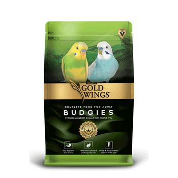 Gold Wings Premium Muhabbet Kuþu Yemi 1 kg
