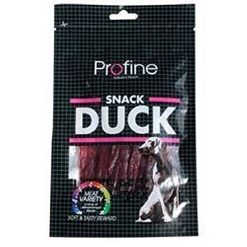 Profine Snack Duck Ördek Etli Leziz Köpek Ödülü 80 Gr