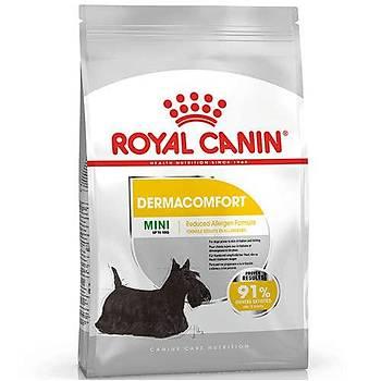 Royal Canin Mini Dermacomfort Yetiþkin Köpek Mamasý 3 KG