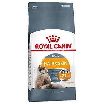 Royal Canin Hair Skin Hassas Tüylü Kedi Mama 4 Kg