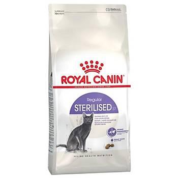 Royal Canin Sterilised 37 Kýsýrlaþtýrýlmýþ Yetiþkin Kedi Mamasý 4 KG