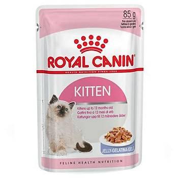 Royal Canin Kitten Instinctive Gravy Pouch Yavru Kedi Yaþ Mamasý 85 G