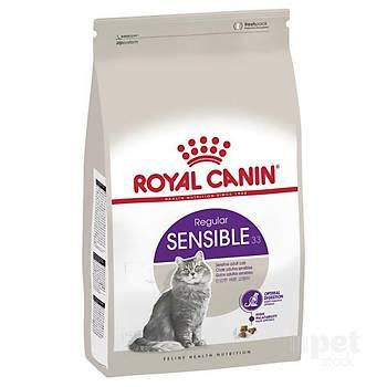 Royal Canin Sensible 33 Sindirim Hassasiyetli Yetiþkin Kedi Mamasý 4 KG