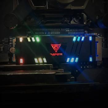 PATRIOT VPR100-512GM28H 512GB Viper VPR100 M.2 2280 PCIE Gen3 x4 3300MBS/2100MBS Flash SSD
