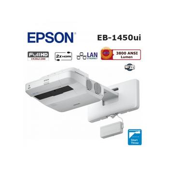 Epson EB-1450Ui /  V11H727041 Kýsa Mesafe Ýnteraktif Projeksiyon