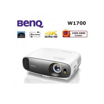 BENQ W1700 4K UHD Ev Sinema Projeksion
