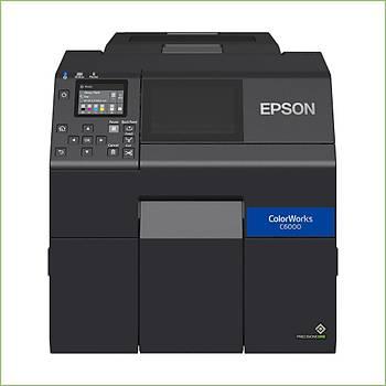 Epson ColorWorks CW-C6000AE Mürekkep Püskürtmeli Renkli Etiket Yazýcý