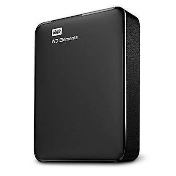 WD WDBU6Y0020BBK-WESN 2TB Elements USB 3.0 2.5