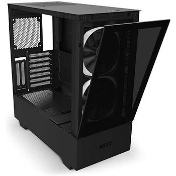 NZXT CA-H510E-B1 The H510 Elite compact ATX mid-tower is perfect for your RGB build.