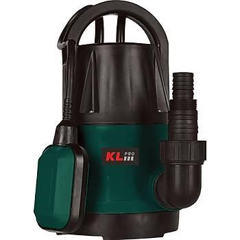 KLPRO KLP550T 550Watt Temiz Su Dalgýç Pompa
