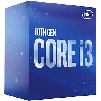 INTEL BX8070110100F i3 10100F 3.6GHz 6MB LGA1200 14nm Gaming Ýþlemci