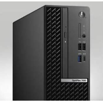 DELL N015O7080SFF Opti 7080 SFF, Core i7-10700, 16GB, 256GB SSD, Integrated, Win 10 Pro