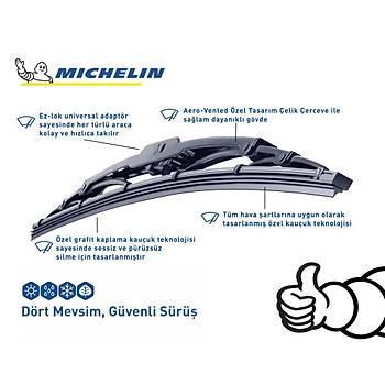 Michelin Rainforce? MC13921 52,5CM 1 Adet Universal Telli Silecek