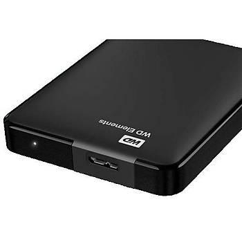WD WDBUZG0010BBK-WESN 1TB Elements USB 3.0 2.5