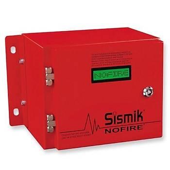 Sismik NOFIRE Elektromekanik Deprem Sensörü | Deprem Cihazý