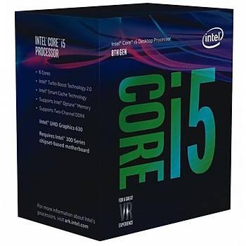 INTEL BX80684I58600 8600 i5 3.10GHz LGA1151 9MB UHD630 Gaming Ýþlemci