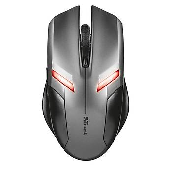 Kablolu USB Ziva Siyah,Gri Gaming Mouse