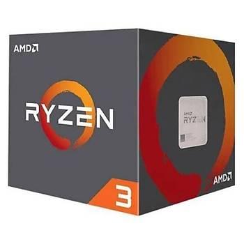 AMD YD1200BBAFBOX Ryzen 3 1200 3.1GHz 8MB Önbellek AM4 Soket 14nm Ýþlemci