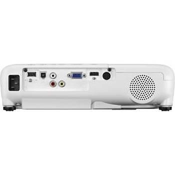 EPSON EB-W51 V11H977040 4000 ANSI Lümen 1280 x 800 HD Projeksiyon Cihazý