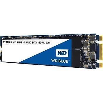 WD WDS250G2B0B 250GB Blue M.2 Sata 3.0 550-520MB/s Flash SSD