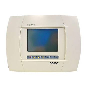 Nade IFS7002 1 LOOP Adreslenebilir Yangýn Alarm Santrali