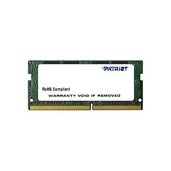 PATRIOT PSD48G240081S 8GB (8GBx1) 2400MHz DDR4 SINGLE Signature Notebook Ram