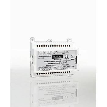 Maxlogic ML-12012.C Diðer Sistem SGC Modülü, TCP/IP Çýkýþlý