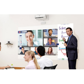EPSON EB-1470Ui / V11H876520 Kýsa Mesafe Lazer Full HD interaktif Projeksiyon