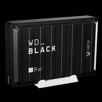 WD WDBA5E0120HBK-EESN WD_BLACK D10 GAME DRIVE FOR XBOX 12TB