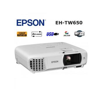 EPSON EH-TW650 / V11H849040 Kablosuz Ev Sinema Projeksiyon Cihazý
