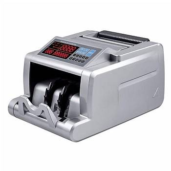 Bill Counter Silver Karýþýk Para Sayma Makinesi TL, EUR / USD Adet Sayýmý