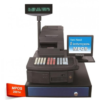 MyPOS 2001e POS TERMİNALİ MyPos T150i Mali Onaysız Pos