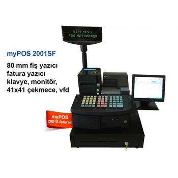 MyPOS 2001SF Mali Onaylý Pos Yazar Kasa