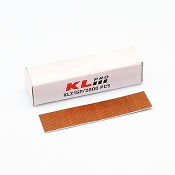 KLPRO KLZ15P 15mm 2000 Adet Çivi