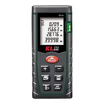 KLPRO KLLZM50 50m Profesyonel Lazermetre