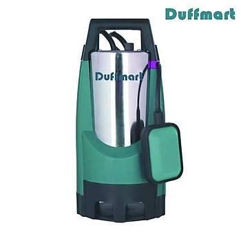 Duffmart DM42101 Duffmart MW850-H Paslanmaz Pis Kirli Su Dalgýç Pompa
