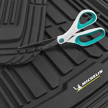 Michelin MC917 Tüm Araçlara Uyumlu Üniversal 3D Havuzlu Oto Paspas
