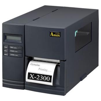 Argox X 2300 203 DPI Endüstriyel Barkod Yazýcý