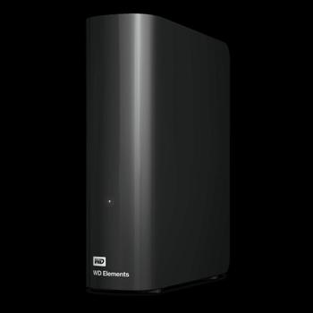 WD WDBWLG0140HBK-EESN 14TB ELEMENTS3.0-2.0 Siyah Sabit Disk