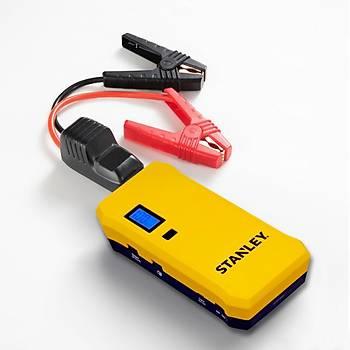 STANLEY SXA135 12Volt 1000Amp Lityum Polimer Akü Takviye + Powerbank + Led Lamba