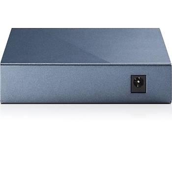 TP-LINK TL-SG105 10/100/1000Mbps 5xPort %65 Güç Tasarruflu Çelik Kasa Switch