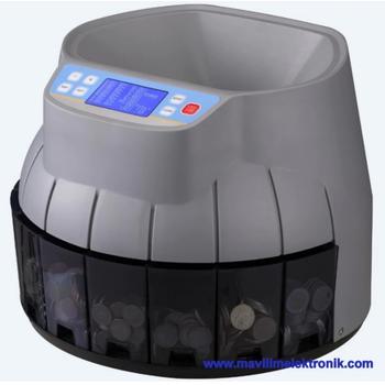 Bill Counter Alfa-350 Hýzlý Sorter Madeni Bozuk Para Sayma Makinesi  / LCD ekran (TL)